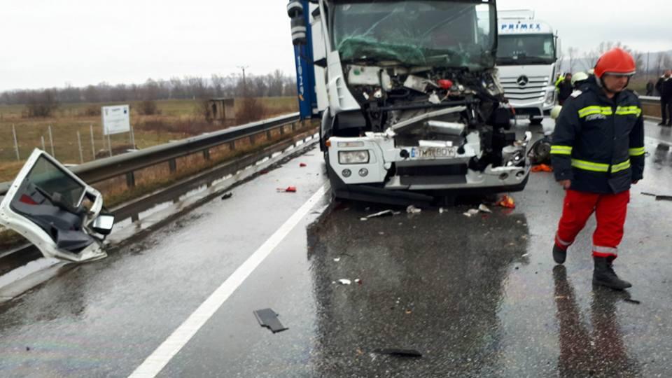 Accident TIR 1