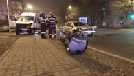 Accident Torontal 1 mic