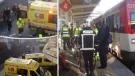 Accident Tren Madrid