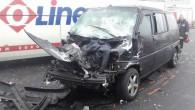Accident autostrada Nadlac Eurolines