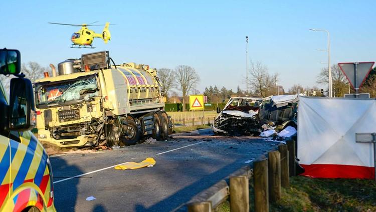 Accident romani Olanda