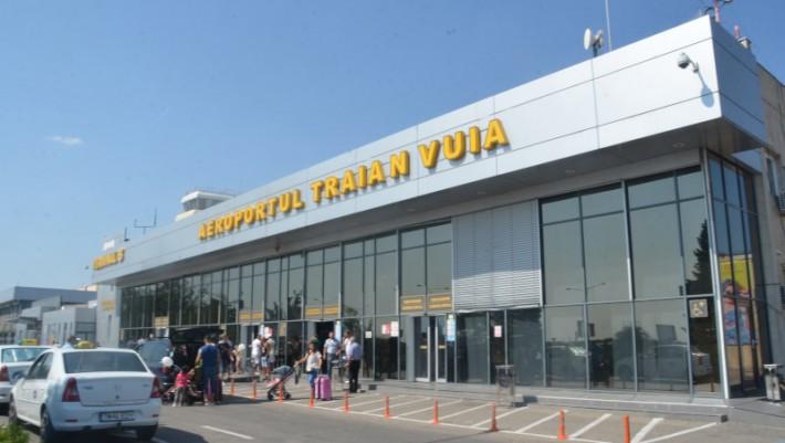 Aeroprort Traian Vuia Timisoara