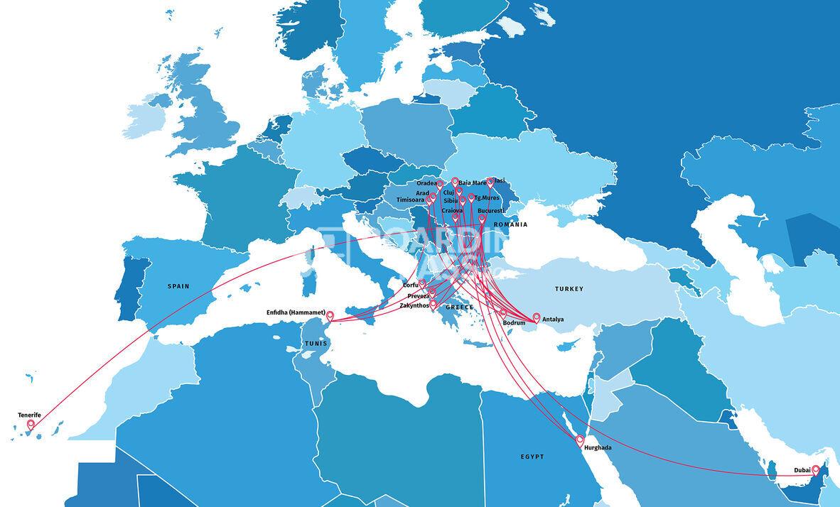 Veste Bună Se Lansează O Nouă Compania Aviatică In Romania