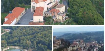 Bormida Italia munte