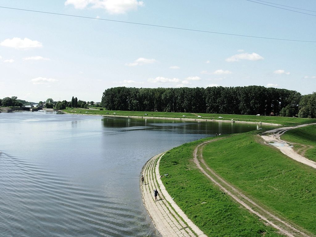 Canal Dunare Tisza Dunare