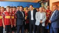 Centru excelenta fotbal frf timisoara