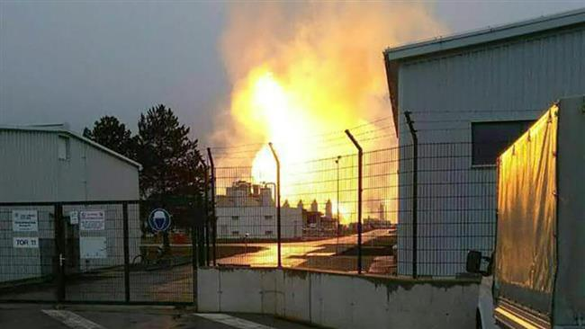 GAs Austria explozie