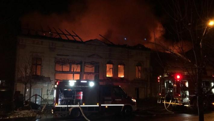 Incendiu Bazar 1