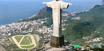 Isus Statuie Rio mic