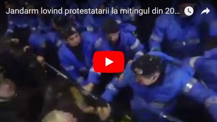 Jandar, protest