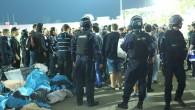 Jandarmi meci ASU Poli