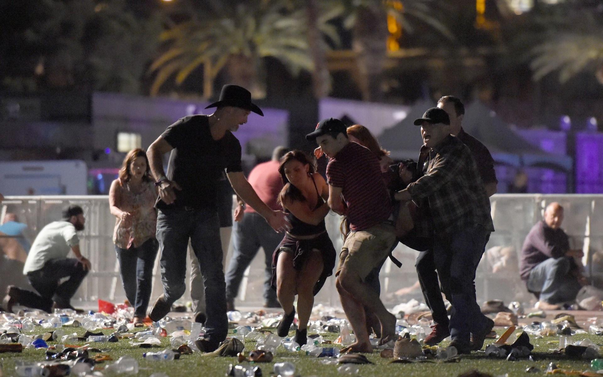 Las Vegas atac 3