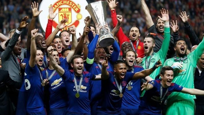 Manchester Unitet Ajax Europa League