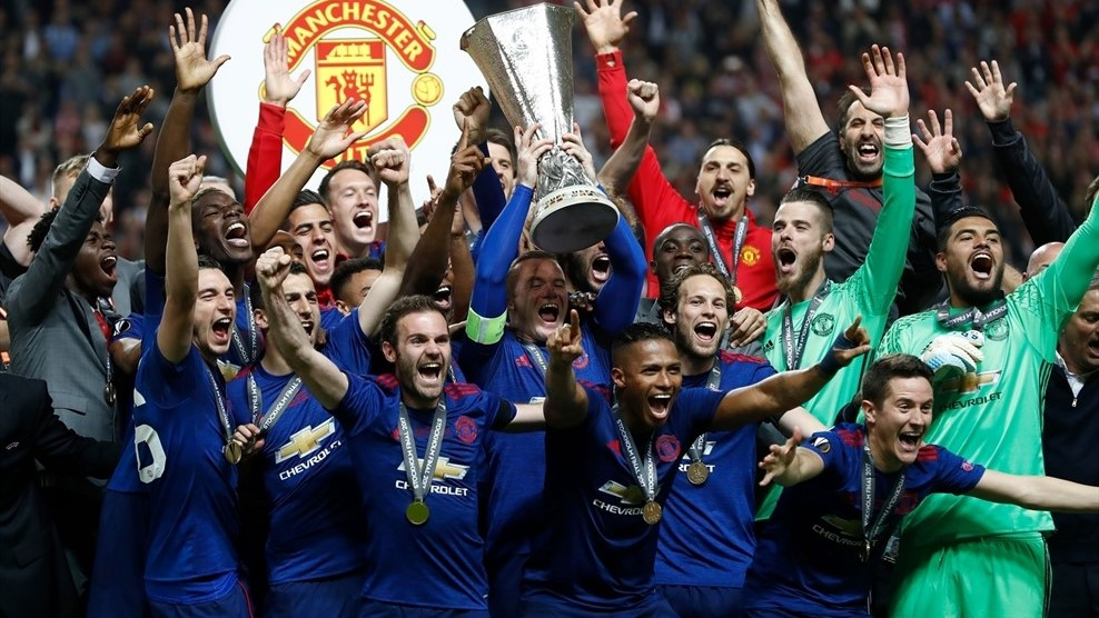 Manchester Unitet Ajax Europa League