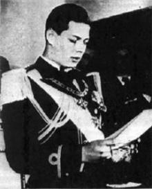 Proclamatie radio Regele Mihai
