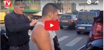 Scandal KI Motociclist romi
