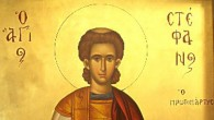 Sfantul Stefan Icoana