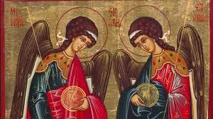 Sfintiii Mihai si Gavril