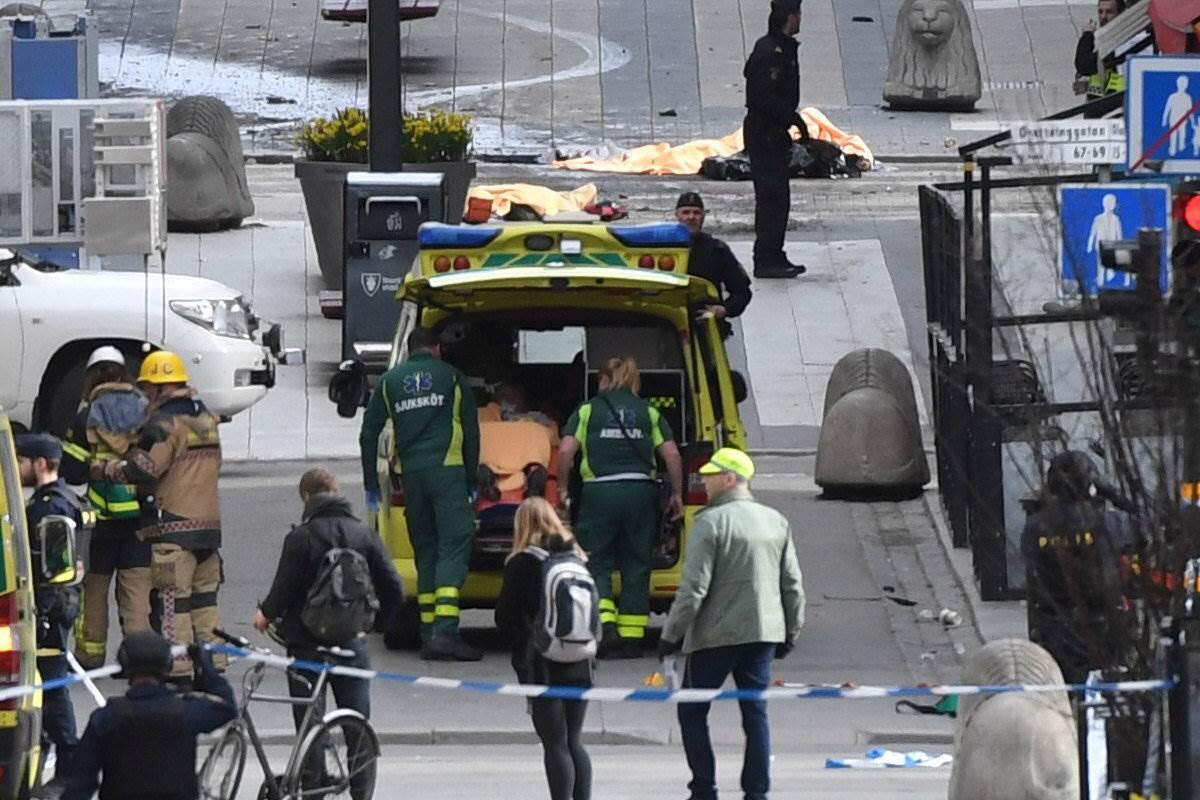 Stockholm attack 3