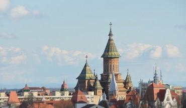 Timisoara skyline