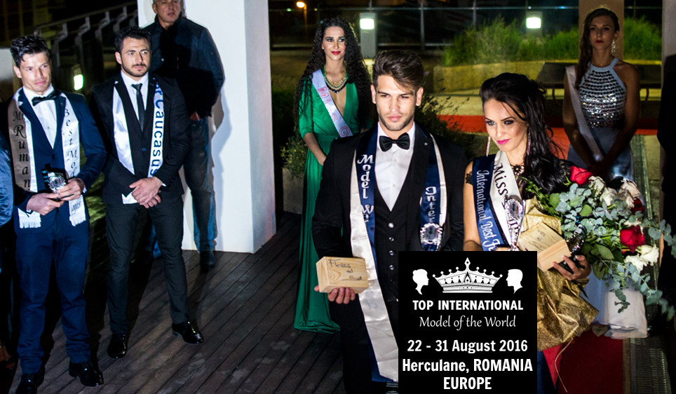 Top International Model