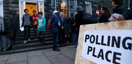 Vot Scotie referndum