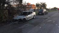 masini incendiate Roma