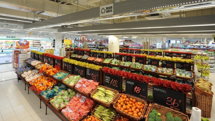 supermarket Delhaize